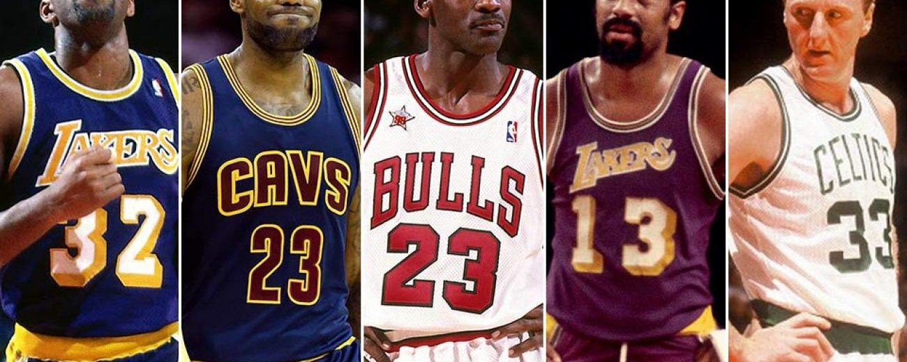 Greatest Team of All Time (Net-Zero) – NBA Finals Edition
