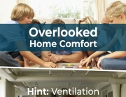 Better Ventilation, Better Home Comfort and Health