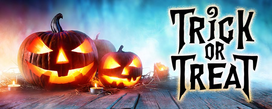 Saving Energy Around the Home: Trick or Treat